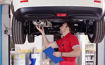 exhaust-repairs